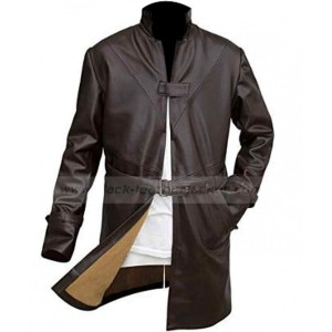 aiden pearce watch dogs leather jacket