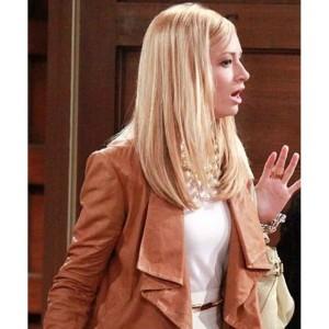 Caroline Channing Leather Jacket