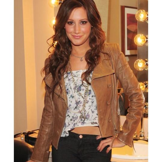 Ashley Tisdale Jacket